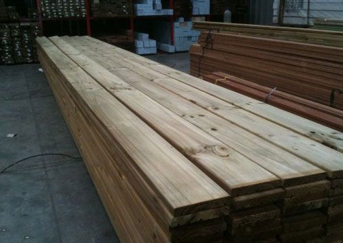 Treated pine decking supplies melbourne hume city timber for 2 4 metre decking boards