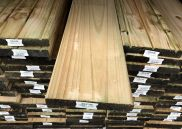 TREATED PINE DECKING 140x22mm 4.8m