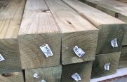 TREATED PINE H4 90x90mm POSTS