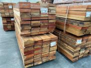 200x75mm MIXED HARDWOOD SLEEPERS